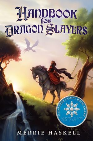 Handbook for Dragon Slayers book image