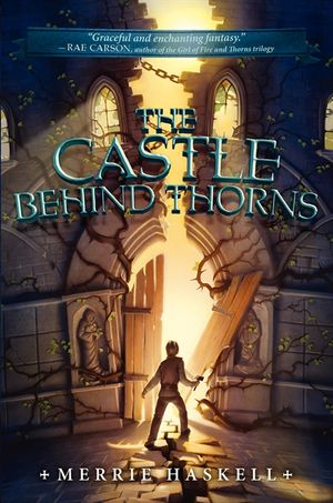 The Castle Behind Thorns book image