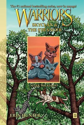 Warriors Manga: SkyClan and the Stranger #3: After the Flood