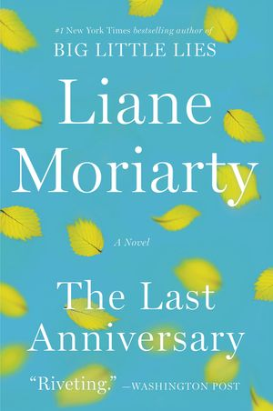 The Last Anniversary book image