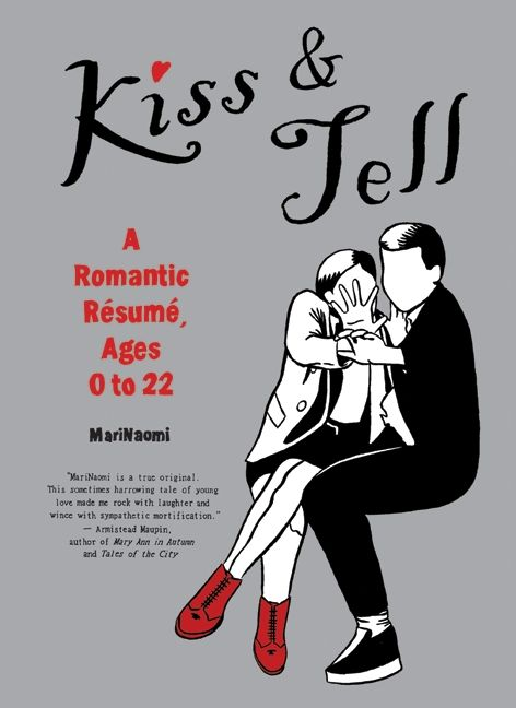 Kiss And Tell Book