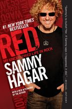 Red Paperback  by Sammy Hagar