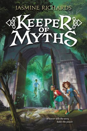 Keeper of Myths book image