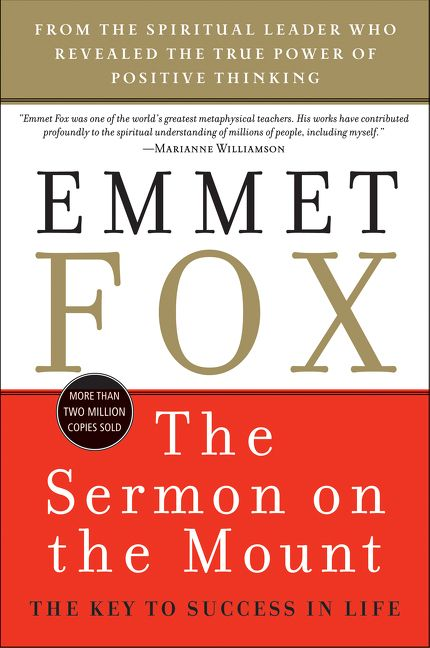 The sermon on the mount emmet fox e book enlarge book cover fandeluxe Gallery