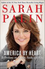 America by Heart Hardcover  by Sarah Palin