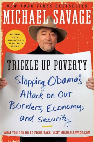 Trickle Up Poverty book image