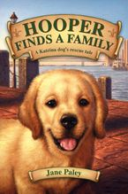 Hooper Finds a Family Hardcover  by Jane Paley