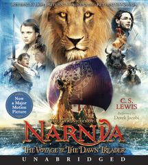 Voyage of the Dawn Treader MTI CD