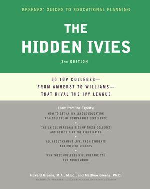The Hidden Ivies book image