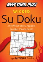 New York Post Wicked Su Doku Paperback  by HarperCollins Publishers  Ltd