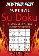 New York Post Pure Evil Su Doku