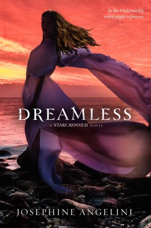 Dreamless book image