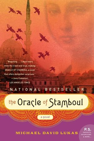 The Oracle of Stamboul book image