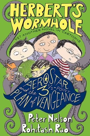 Herbert's Wormhole: AeroStar and the 3 1/2-Point Plan of Vengeance book image