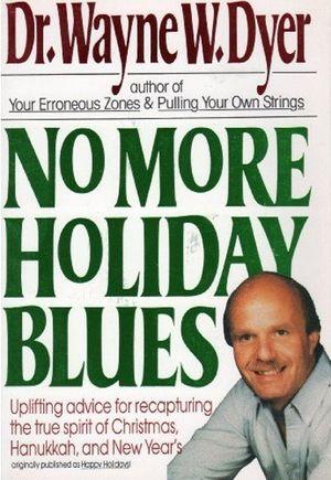 No More Holiday Blues book image