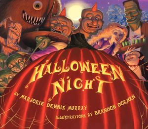 Halloween Night book image