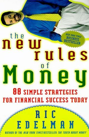 The New Rules of Money book image