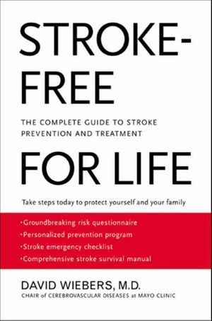 Stroke-Free for Life book image