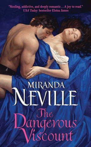 The Dangerous Viscount book image
