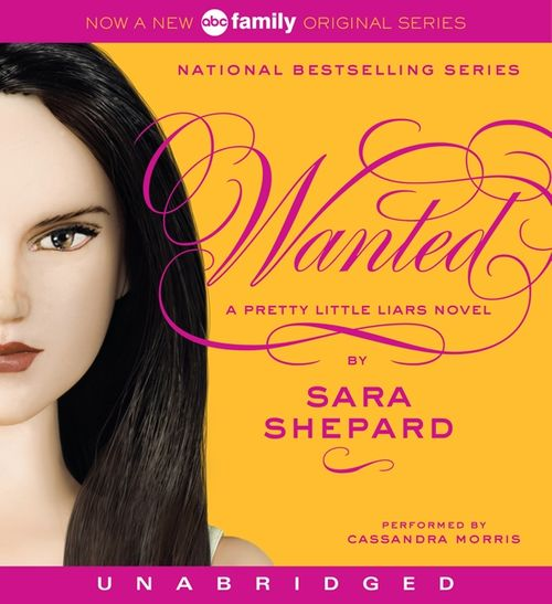 Pretty Book Cover Jobs : Pretty little liars wanted sara shepard digital