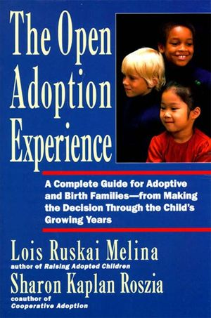 The Open Adoption Experience book image