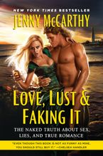 Love, Lust & Faking It Paperback  by Jenny McCarthy