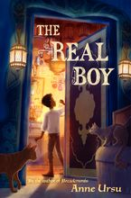 The Real Boy Hardcover  by Anne Ursu