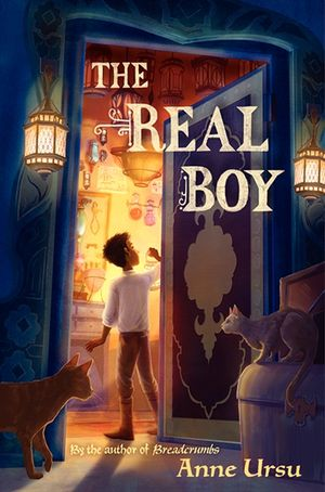 The Real Boy book image