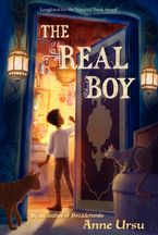 The Real Boy Paperback  by Anne Ursu
