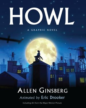 Howl: A Graphic Novel book image