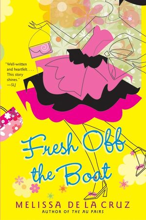 Fresh Off the Boat book image