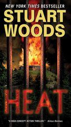 Heat Paperback  by Stuart Woods