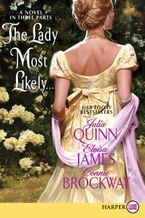 The Lady Most Likely... Paperback LTE by Julia Quinn