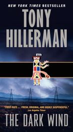 The Dark Wind Paperback  by Tony Hillerman