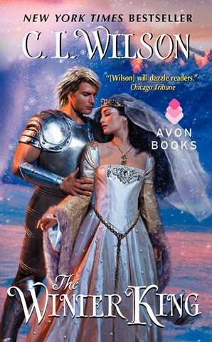 The Winter King Paperback  by C. Wilson