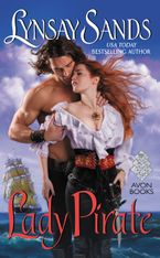 Lady Pirate Paperback  by Lynsay Sands