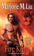 The Fire King Paperback  by Marjorie Liu