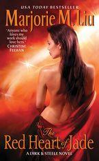 The Red Heart of Jade Paperback  by Marjorie Liu