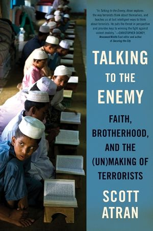 Talking to the Enemy book image