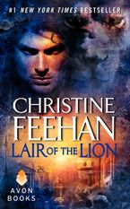 Lair of the Lion Paperback  by Christine Feehan