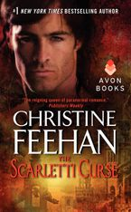 The Scarletti Curse Paperback  by Christine Feehan
