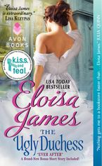 The Ugly Duchess Paperback  by Eloisa James