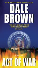 Act of War Paperback  by Dale Brown