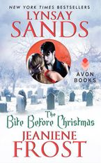 The Bite Before Christmas Paperback  by Lynsay Sands