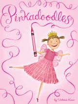 Pinkalicious love pinkalicious reusable sticker book
