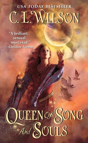 Queen of Song and Souls Paperback  by C. Wilson