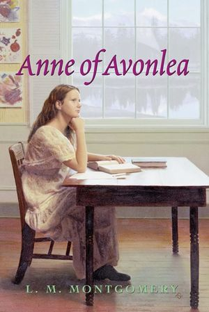 Anne of Avonlea Complete Text book image