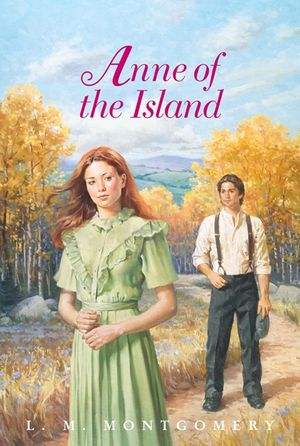 Anne of the Island Complete Text book image