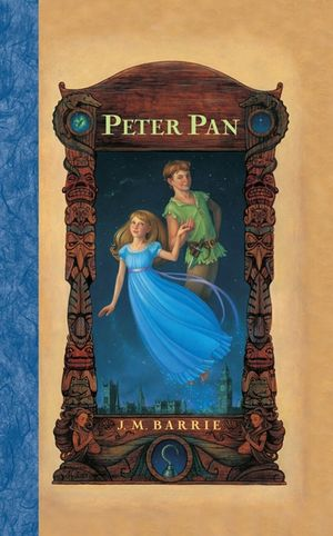 Peter Pan Complete Text book image