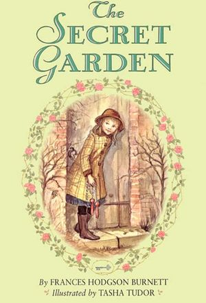 The Secret Garden Complete Text book image